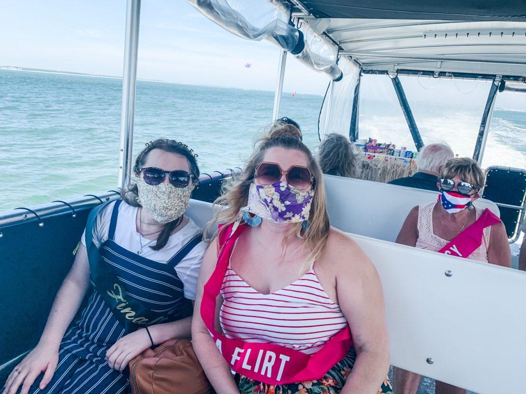 Beaufort Boat Tour