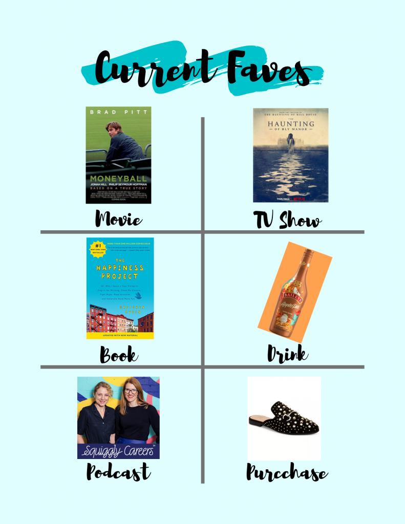 October 2020 Faves