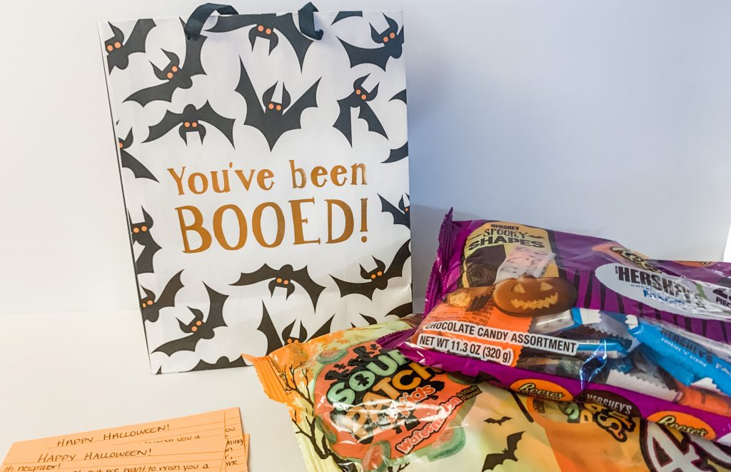 You've Been Booed! Bag