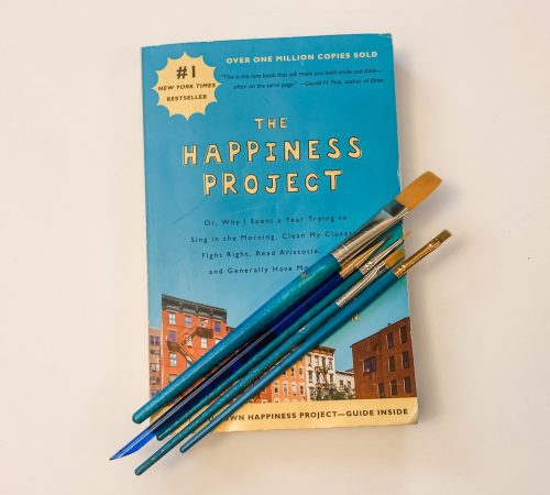 The Happiness Project Header