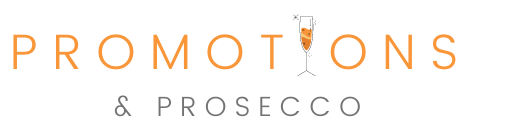 Promotions & Prosecco